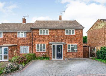 Rectory Close, Essendon, Hatfield AL9. 3 bed end terrace house for sale