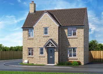 "Thumbnail 3 bed property for sale in ""The Blackthorne"" at Gynsill Lane, Anstey, Leicester"