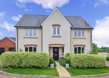 Thumbnail 4 bed detached house for sale in Appleton Close, Clanfield, Waterlooville, Hampshire