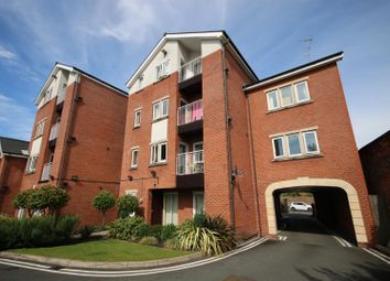 Thumbnail 2 bedroom flat for sale in Barton Locks, Barton Road, Eccles
