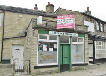 Thumbnail Retail premises for sale in Green End, Bradford