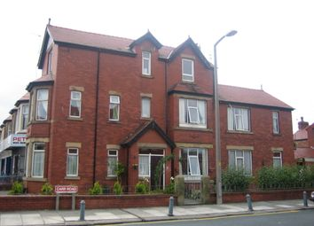 Thumbnail 1 bed flat to rent in Carr Road, Fleetwood