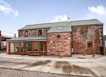 Thumbnail 3 bed detached house for sale in Edderside, Maryport