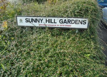Thumbnail 3 bed terraced house to rent in Sunny Hill Gardens, Milford, Belper