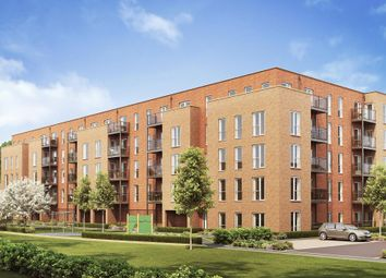 "Thumbnail 1 bedroom property for sale in ""Lambert Court"" at Chapel Hill, Basingstoke"