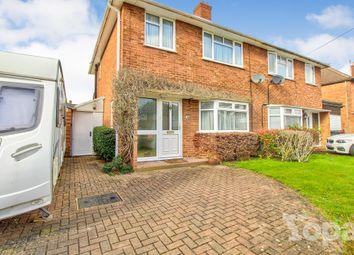 3 bed semi-detached house for sale in Grange Road, Letchworth Garden City SG6