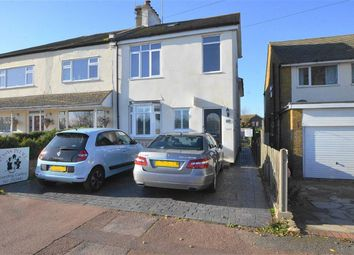 Thumbnail 3 bedroom semi-detached house for sale in Wakering Road, Shoeburyness, Southend-On-Sea