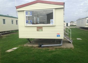 Thumbnail 3 bed mobile/park home for sale in St Osyth Beach Holiday Park, Beach Road, St Osyth, Clacton-On-Sea