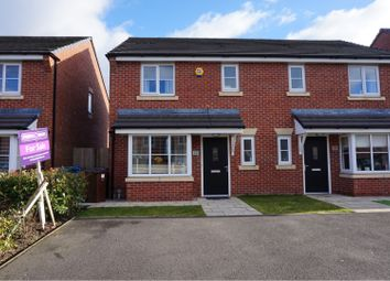 3 bed semi-detached house for sale in Hardys Close, Radcliffe M26