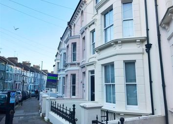 Thumbnail 1 bed flat to rent in Cambridge Gardens, Hastings