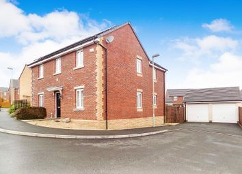 Thumbnail 4 bed detached house for sale in Gallt Y Ddrudwen, Broadlands, Bridgend.