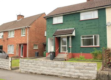 Thumbnail 3 bedroom end terrace house for sale in Templeton Avenue, Llanishen, Cardiff