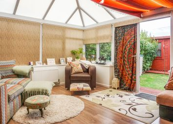 Thumbnail 3 bed bungalow for sale in Swallow Drive, Lymington
