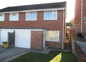 Thumbnail 3 bed semi-detached house to rent in Cypress Drive, Yeovil