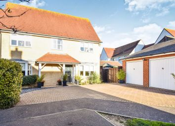 Thumbnail 4 bed link-detached house for sale in Shelley Avenue, Colchester