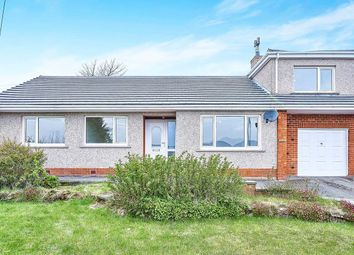 Thumbnail 4 bed bungalow for sale in Pasture Road, Rowrah, Frizington