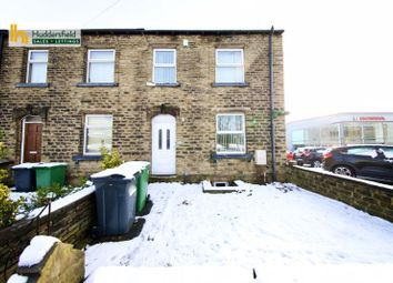 Thumbnail 2 bed terraced house for sale in Leeds Road, Deighton, Huddersfield