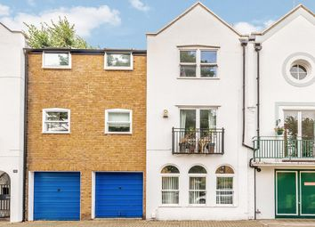 Thumbnail 3 bed terraced house for sale in Leigh Road, London