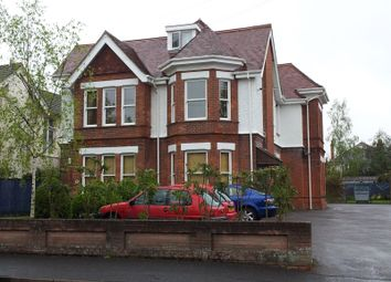 Thumbnail 1 bedroom maisonette to rent in Porchester Road, Bournemouth