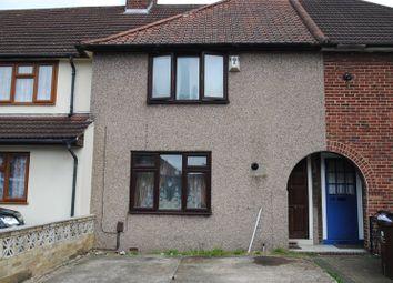 Thumbnail 2 bed terraced house for sale in Heathway, Dagenham