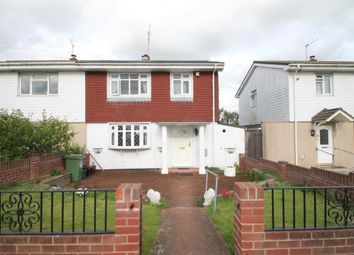 Thumbnail 3 bedroom semi-detached house for sale in Maiden Lane, Crayford, Dartford