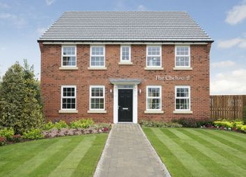 "Thumbnail 4 bed detached house for sale in ""Chelworth"" at Maxon Lodge, Union Street, Pocklington, York"