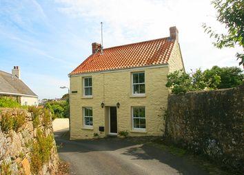 Thumbnail 3 bed detached house for sale in Les Rosiers, La Trigale, Alderney