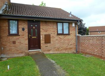 Thumbnail 1 bedroom bungalow to rent in Godmanston Close, Canford Heath, Poole