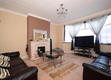 Thumbnail 3 bed semi-detached house for sale in Clayhall Avenue, Clayhall, Ilford, Essex