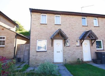 Thumbnail 2 bed end terrace house for sale in Danvers Mead, Chippenham, Wiltshire