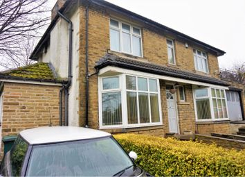 Thumbnail 4 bed detached house for sale in Park Road, Bradford