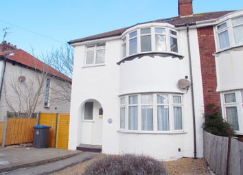 Thumbnail 3 bed property to rent in Meadow Road, Worthing