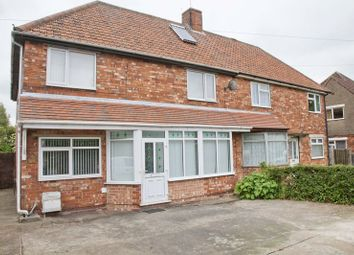 Thumbnail 4 bedroom semi-detached house to rent in Ruskin Avenue, Lincoln