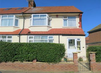 Thumbnail End terrace house for sale in Cedar Avenue, Enfield, Greater London