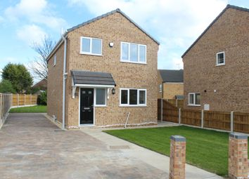 Thumbnail 3 bed detached house for sale in East View, Campsall, Doncaster