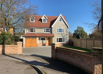 Thumbnail 5 bedroom detached house for sale in North Drive, Great Baddow, Chelmsford