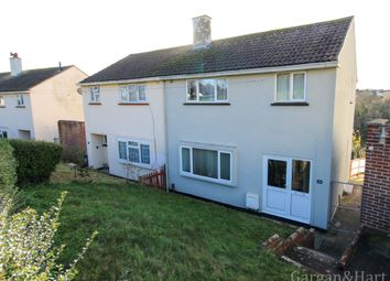 Thumbnail 3 bedroom semi-detached house for sale in Grenville Avenue, Chelston, Torquay
