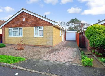 Thumbnail 3 bed detached bungalow for sale in Badgers Field, Peacehaven, East Sussex
