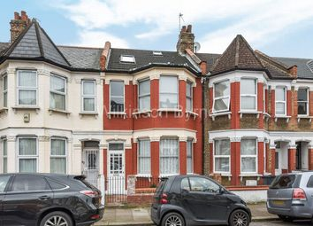 Thumbnail 3 bed terraced house for sale in Kirkstall Avenue, London
