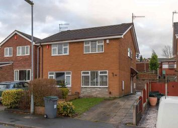Thumbnail 2 bed semi-detached house to rent in Zodiac Drive, Tunstall, Stoke-On-Trent
