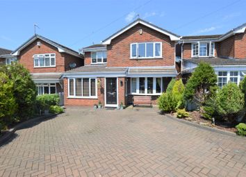 Thumbnail 5 bed detached house for sale in Reid Close, Haughton Green, Denton