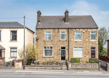 Thumbnail 3 bed semi-detached house for sale in Wakefield Road, Drighlington, Bradford, West Yorkshire