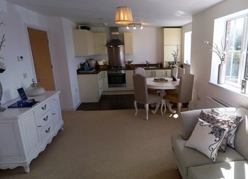 Thumbnail 2 bed flat to rent in Denby House, Denby Bank, Marehay, Derbyshire