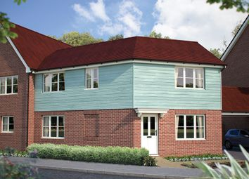 "Thumbnail 2 bed property for sale in ""The Woodcote"" at Dragonfly Lane, Cringleford, Norwich"