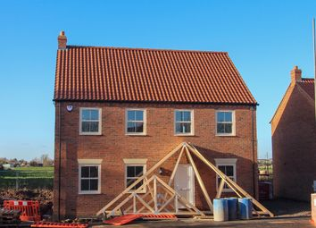 Thumbnail 4 bed detached house for sale in Churchgate Way, Terrington St. Clement, King's Lynn