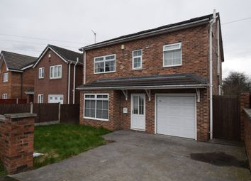 Thumbnail 4 bedroom detached house for sale in Lingwell Gate Lane, Outwood, Wakefield