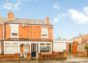 Thumbnail 2 bed end terrace house for sale in Smithfield Road, Scunthorpe