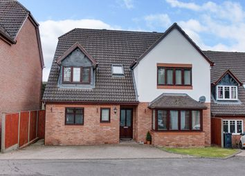 5 bed detached house for sale in Wilson Close, Headless Cross, Redditch B97