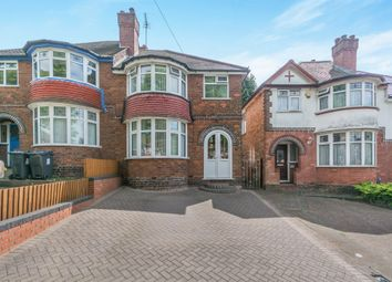 Thumbnail 3 bed semi-detached house for sale in Edenbridge Road, Hall Green, Birmingham