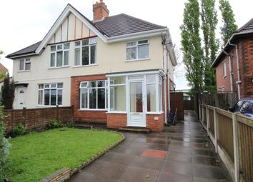 Thumbnail 3 bed semi-detached house to rent in Goscote Lane, Bloxwich, Walsall